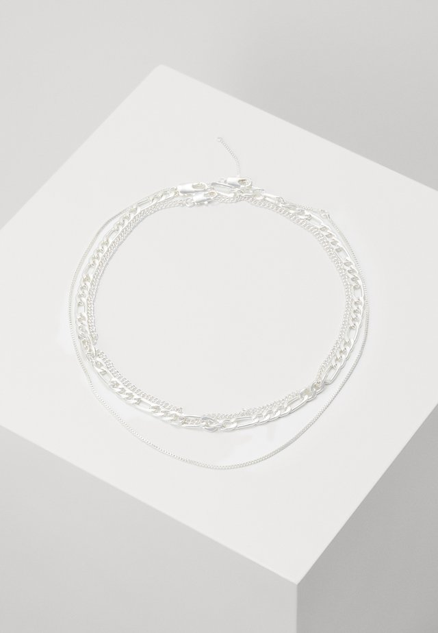 UNITY NECKLACE 3 PACK - Halskæder - silver-coloured
