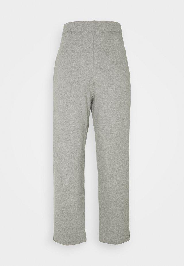 Bukser - melange grey