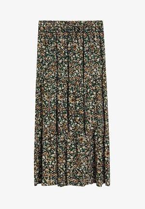 SUMMER - A-line skirt - grün