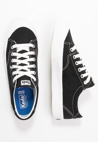 Keds - CREW KICK - Sneakersy niskie - black - 3