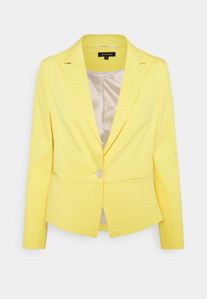 More & More - Blazer - sunny yellow