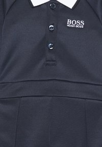 BOSS Kidswear - ALL IN ONE BABY - Overal - navy - 2
