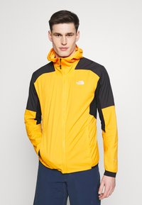 The North Face - MENS IMPENDOR LIGHT WINDWALL™ - Blouson - flame orange/black - 0