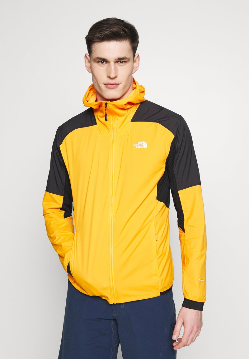 The North Face - MENS IMPENDOR LIGHT WINDWALL™ - Blouson - flame orange/black