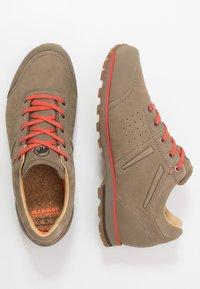 Mammut - ALVRA - Hiking shoes - oak/pepper - 1