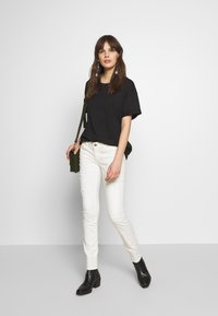 Mos Mosh - BRADFORD WORKED - Jeans Skinny Fit - white - 1