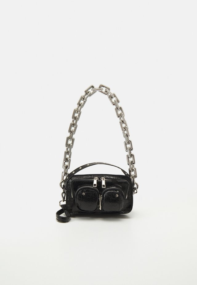 HELENA COOL - Handbag - black