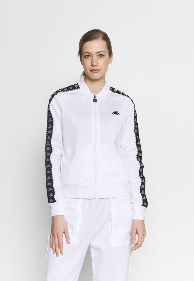 IMILIA - Giacca sportiva - bright white