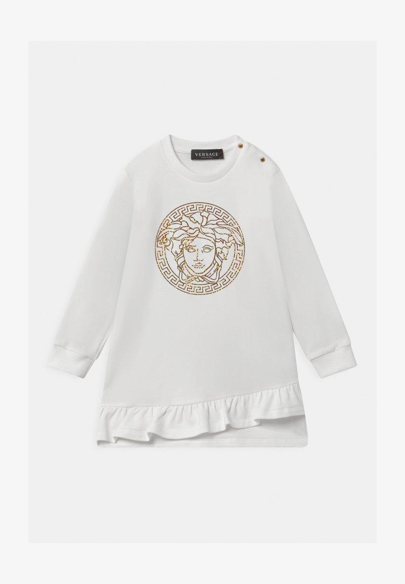 Versace - ABITO - Denní šaty - bianco lana