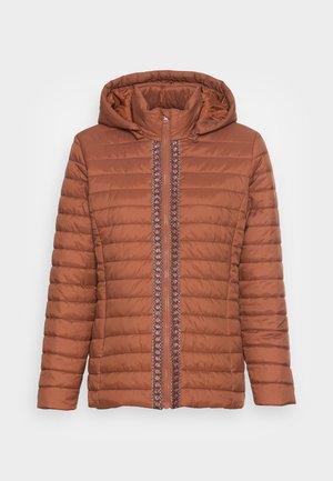 MILLA JACKET - Light jacket - russet