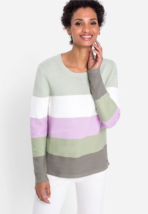 Sweatshirt - grã¼n