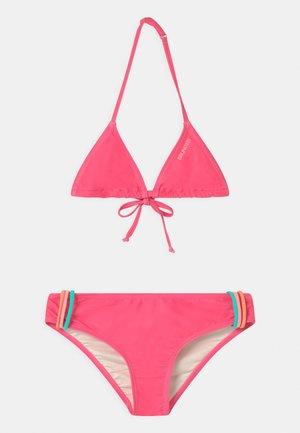 LAUDI SET - Bikini - hot pink