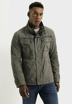 Outdoor jacket - gray