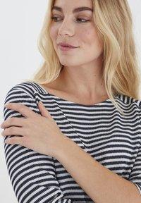 Fransa - FRPEJACQ 1 - Camiseta de manga larga - navy blazer mix - 3