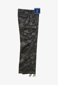 Brandit - Cargo trousers - darkcamo - 6