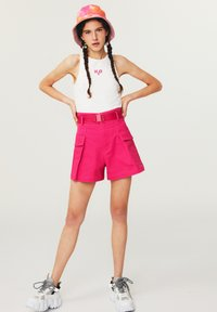 Twist - Shorts - pink - 1