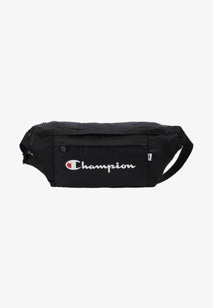 SHOULDER BELT BAG - Across body bag - black