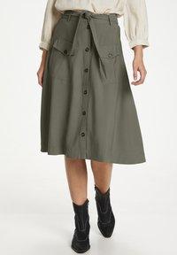 Saint Tropez - A-line skirt - musk - 0
