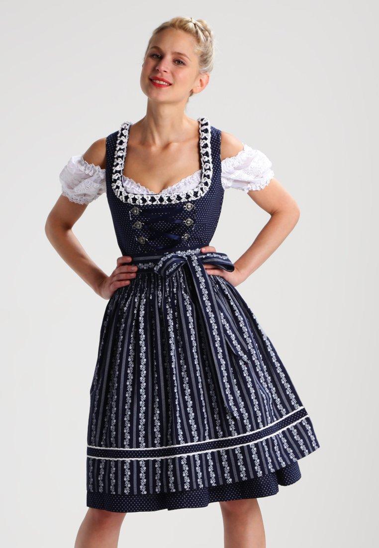 Almsach - LOLA - Dirndl - dark blue