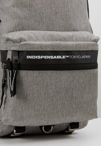 Indispensable - FUSION BACKPACK - Rugzak - grey - 8