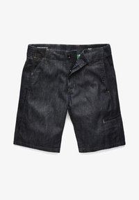 G-Star - WORKER CHINO DENIN - Shorts di jeans - rinsed - 4