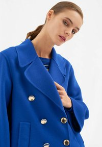 Luisa Spagnoli - Short coat - royal blu - 3