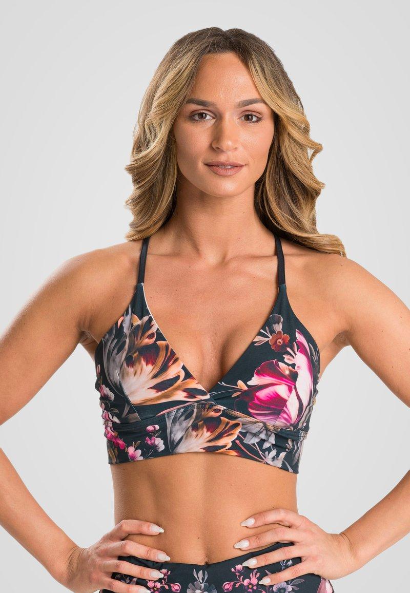 Zoe Leggings - VENUS - Sports bra - multi-coloured