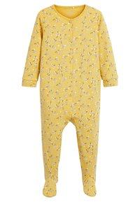 Next - 3 PACK - Pyjama - yellow - 4