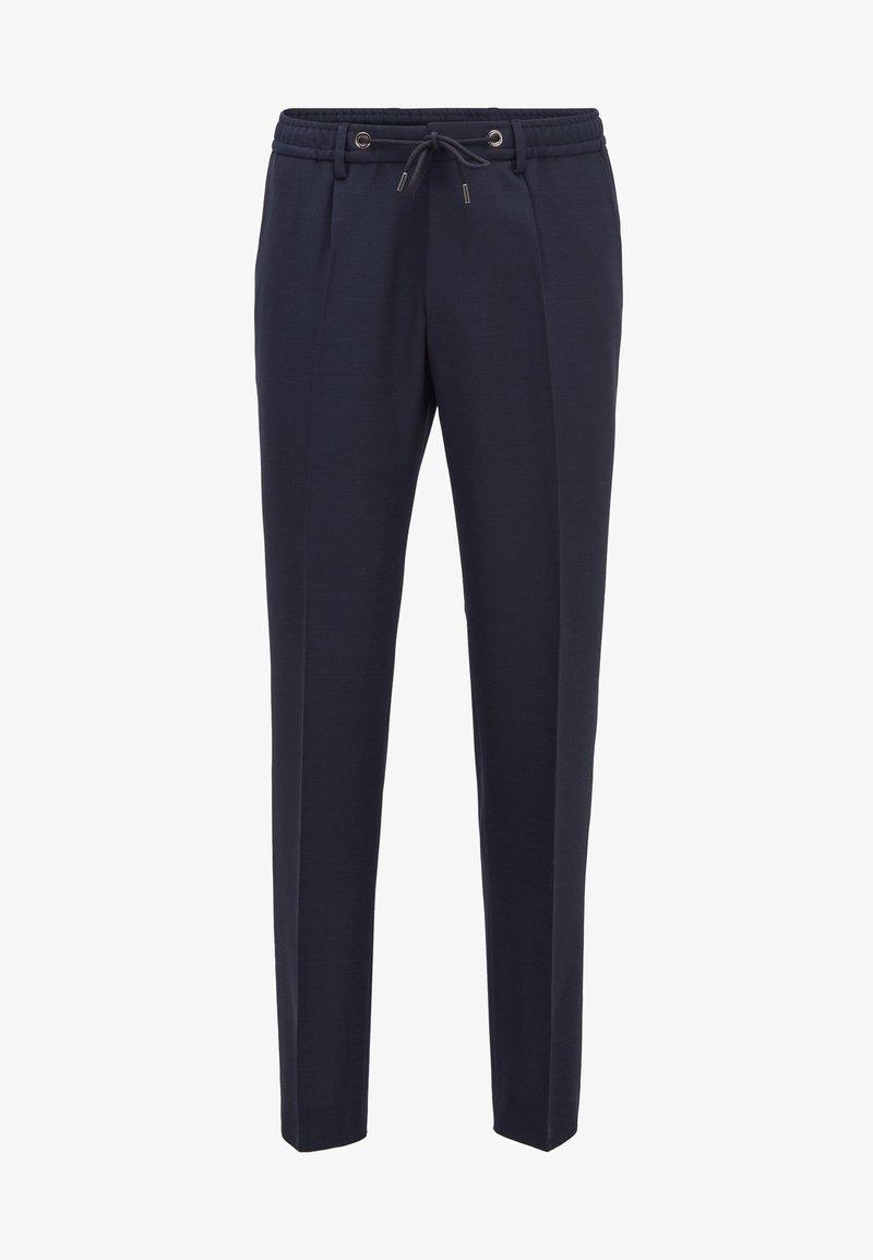 BOSS - BARDON - Trousers - dark blue