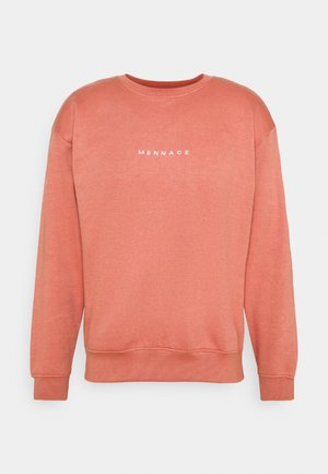 ESSENTIAL REGULAR UNISEX - Sweatshirt - salmon