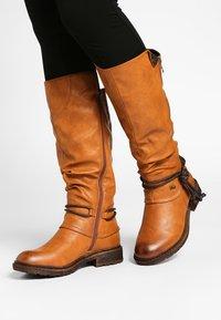 Rieker - Zimní obuv - cayenne choco - 0