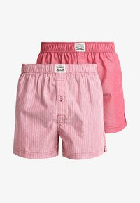 Levi's® - 2 PACK  - Boxershort - red - 4