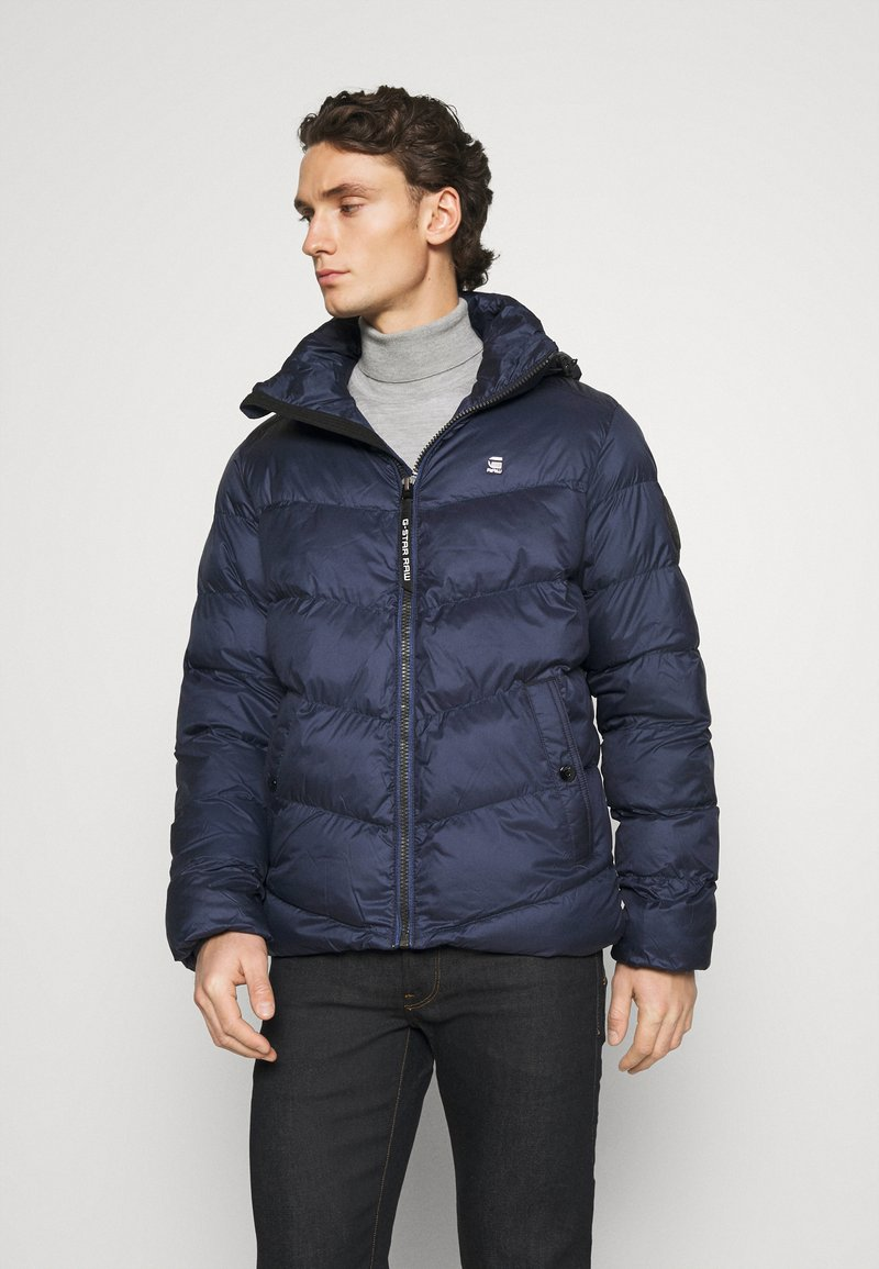 G-Star - WHISTLER PUFFER - Winter jacket - namic lite r wr-sartho blue