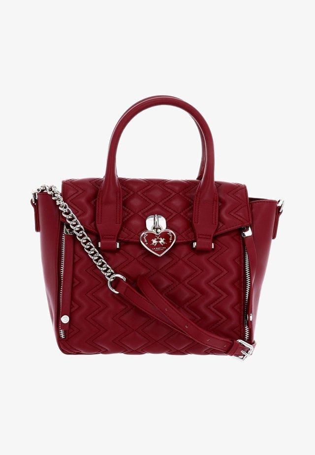 BLANCA - Handbag - biking red