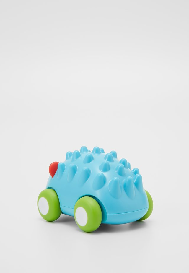 PULL & GO CAR HEDGEHOG - Toy - blue