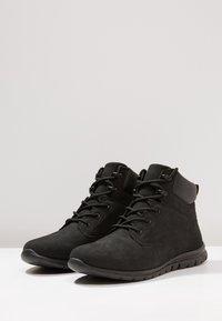YOURTURN - Sneakers hoog - black - 2