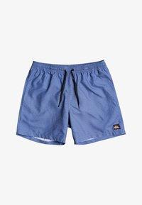 Quiksilver - Swimming shorts - true navy heather - 0
