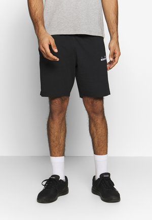SHORT CORE - kurze Sporthose - black