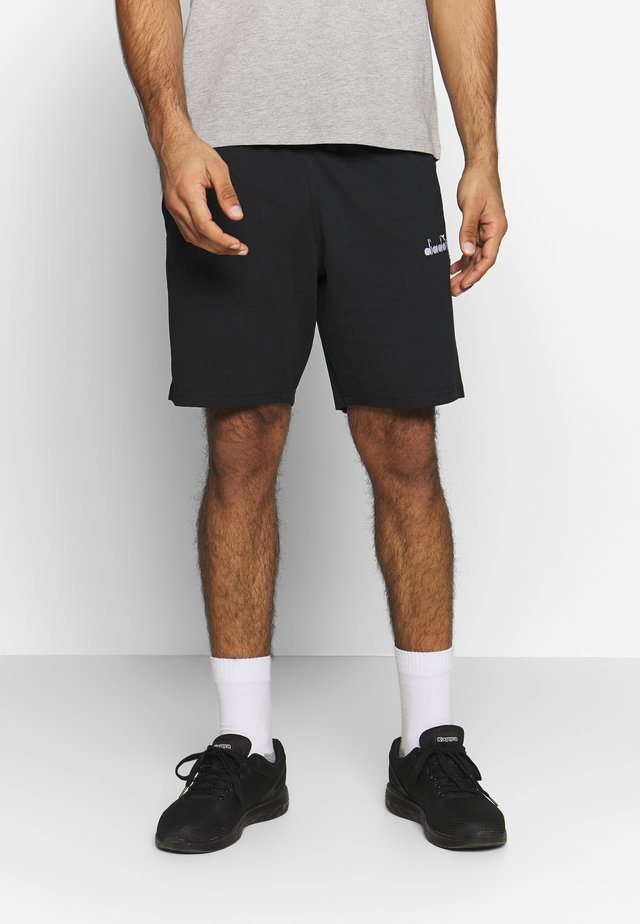 SHORT CORE - Pantaloncini sportivi - black