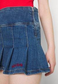 BDG Urban Outfitters - KILT SKIRT - Minijupe - dark vintage - 4