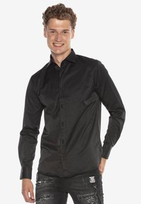 Cipo & Baxx - Formal shirt - schwarz - 0