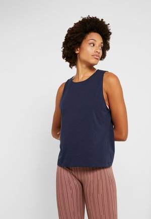 CASALL MUSCLE TANK - Top - pushing blue