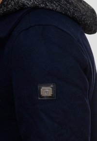 INDICODE JEANS - Krótki płaszcz - dark blue - 4