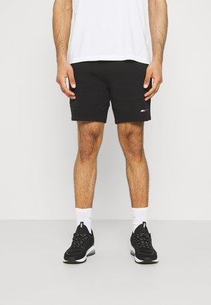 LOGO SHORT - Short de sport - black