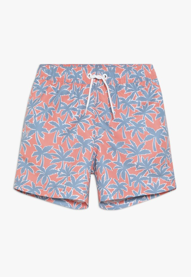 PALM VOLLEY - Swimming shorts - watermelon