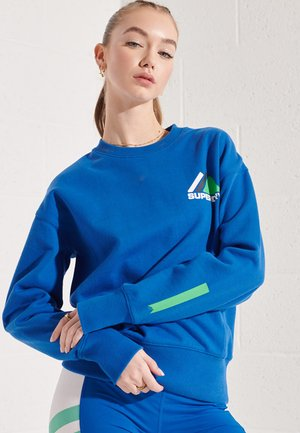 Sweater - royal