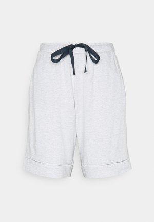 BERMUDA - Pyjama bottoms - grau melange