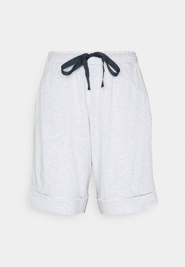 BERMUDA - Pyžamový spodní díl - grau melange