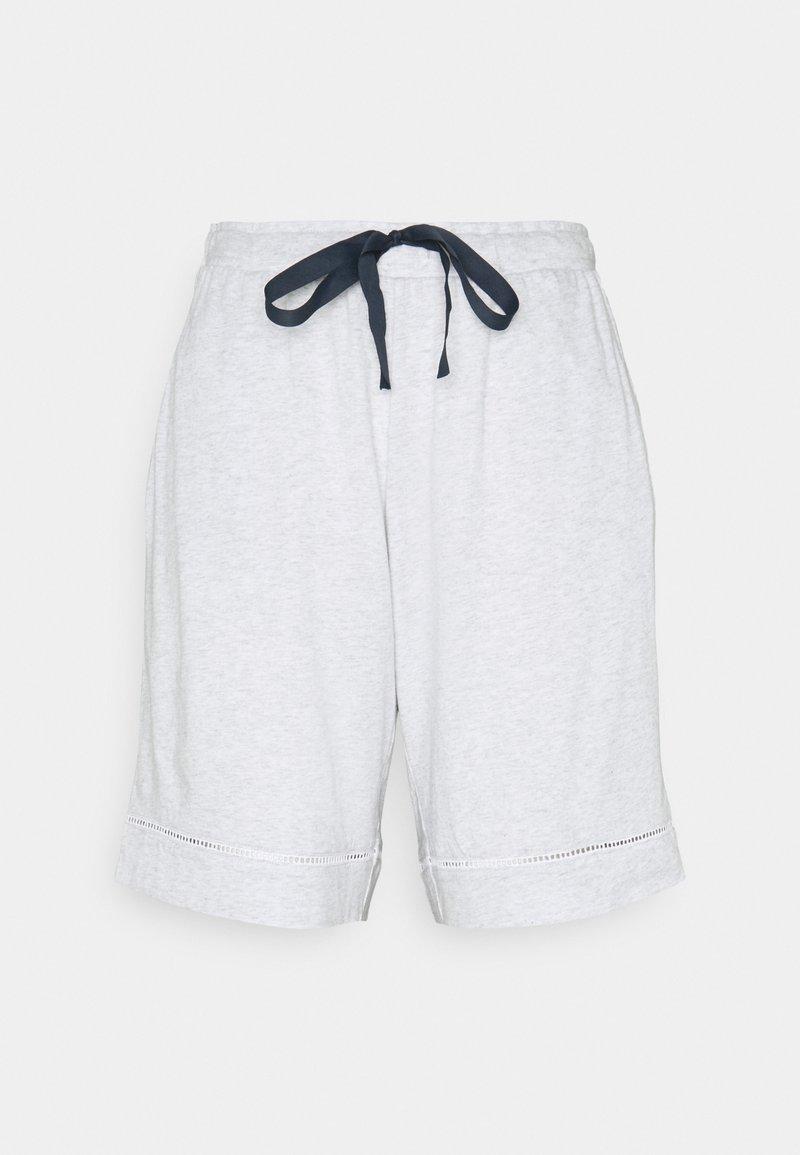 Schiesser - BERMUDA - Pyjama bottoms - grau melange