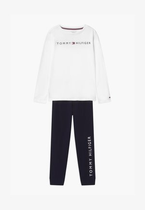 LOGO  - Pyjama set - white